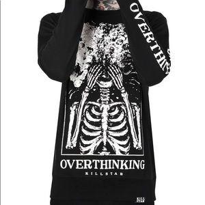 Overthinking Unisex Sweatshirt